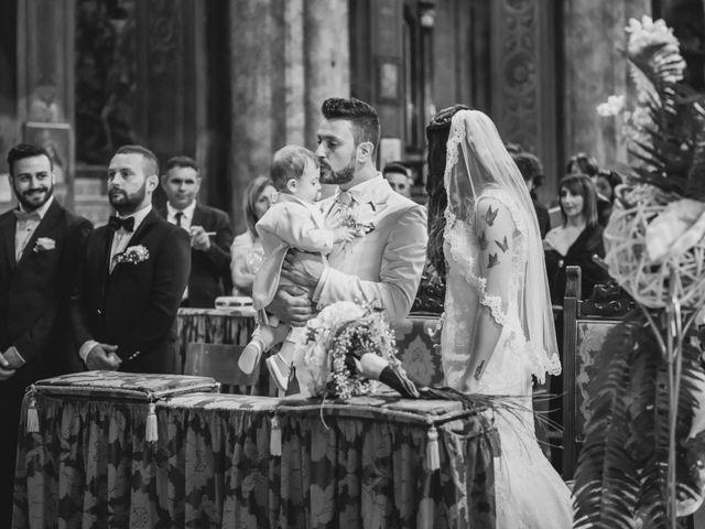 Il matrimonio di Giuseppe e Martina a Vigevano, Pavia 79