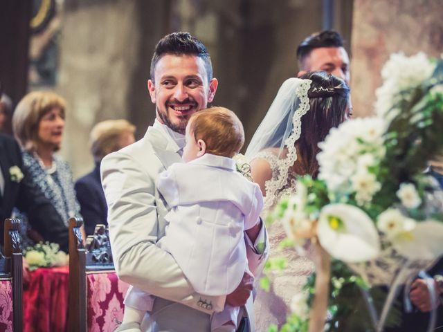 Il matrimonio di Giuseppe e Martina a Vigevano, Pavia 80