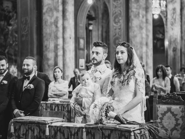 Il matrimonio di Giuseppe e Martina a Vigevano, Pavia 81