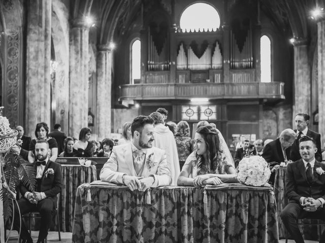 Il matrimonio di Giuseppe e Martina a Vigevano, Pavia 85