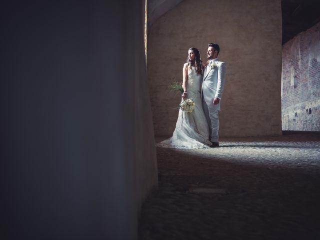 Il matrimonio di Giuseppe e Martina a Vigevano, Pavia 94