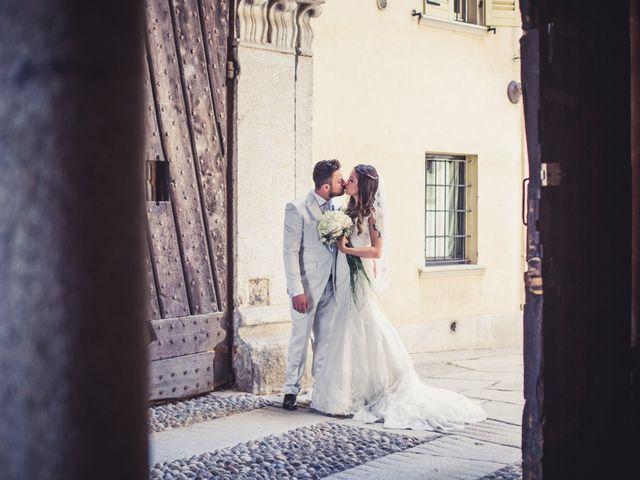 Il matrimonio di Giuseppe e Martina a Vigevano, Pavia 95