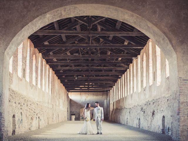 Il matrimonio di Giuseppe e Martina a Vigevano, Pavia 99