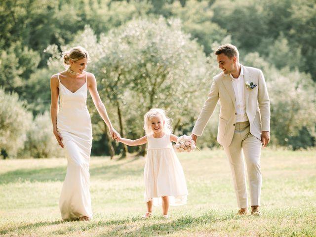Le nozze di Lisa e Frikki