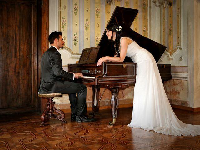 Il matrimonio di Martina e Marco a Granze, Padova 6