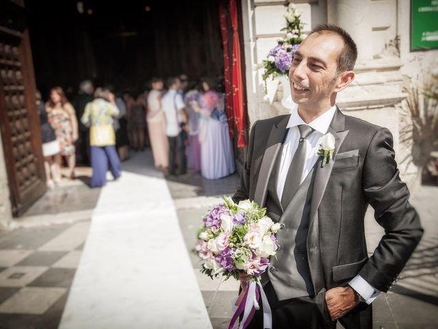 Il matrimonio di Alfonso e Ilaria a Caltanissetta, Caltanissetta 39