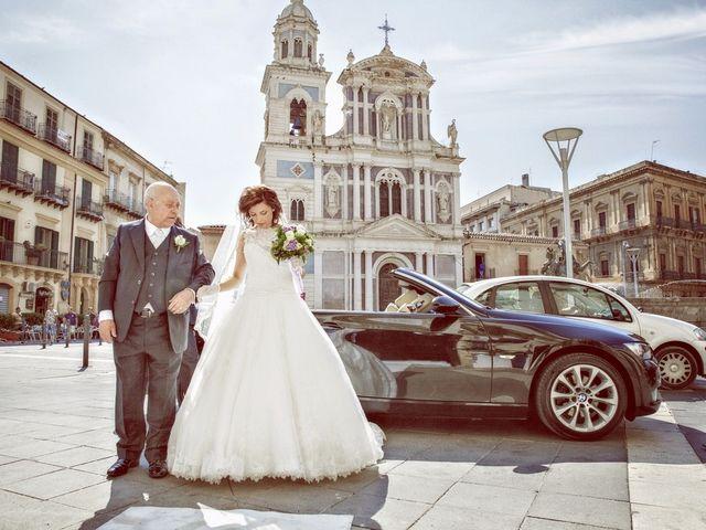 Il matrimonio di Alfonso e Ilaria a Caltanissetta, Caltanissetta 40