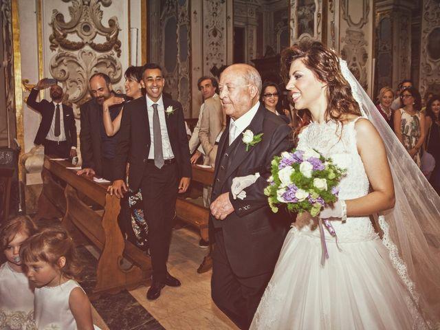 Il matrimonio di Alfonso e Ilaria a Caltanissetta, Caltanissetta 42
