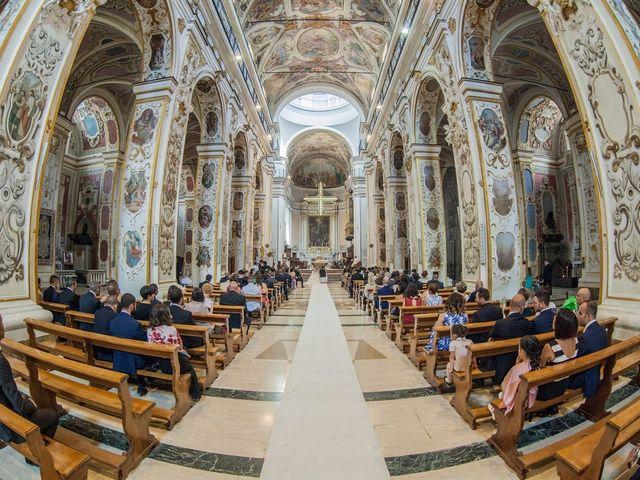 Il matrimonio di Alfonso e Ilaria a Caltanissetta, Caltanissetta 52