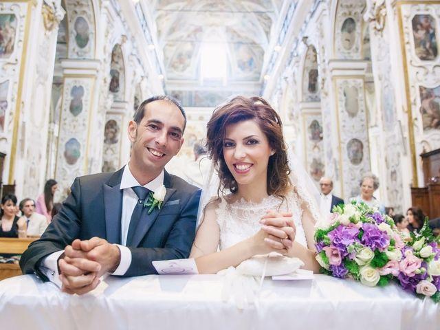 Il matrimonio di Alfonso e Ilaria a Caltanissetta, Caltanissetta 55