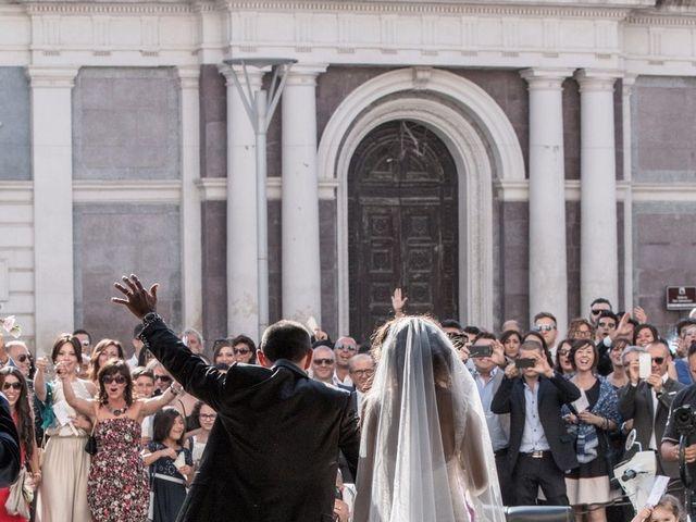 Il matrimonio di Alfonso e Ilaria a Caltanissetta, Caltanissetta 58
