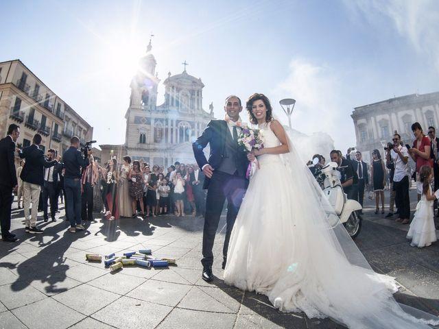 Il matrimonio di Alfonso e Ilaria a Caltanissetta, Caltanissetta 60