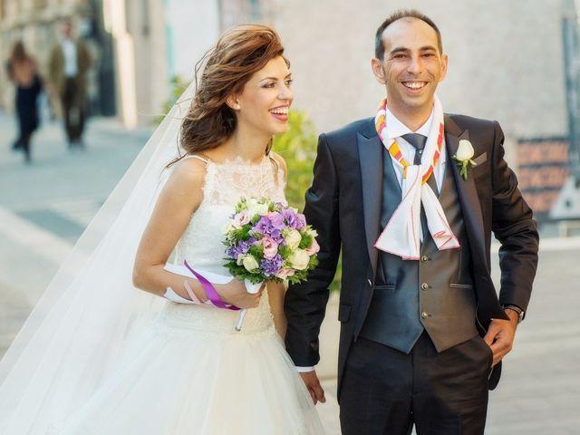 Il matrimonio di Alfonso e Ilaria a Caltanissetta, Caltanissetta 62