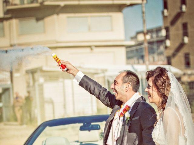 Il matrimonio di Alfonso e Ilaria a Caltanissetta, Caltanissetta 65