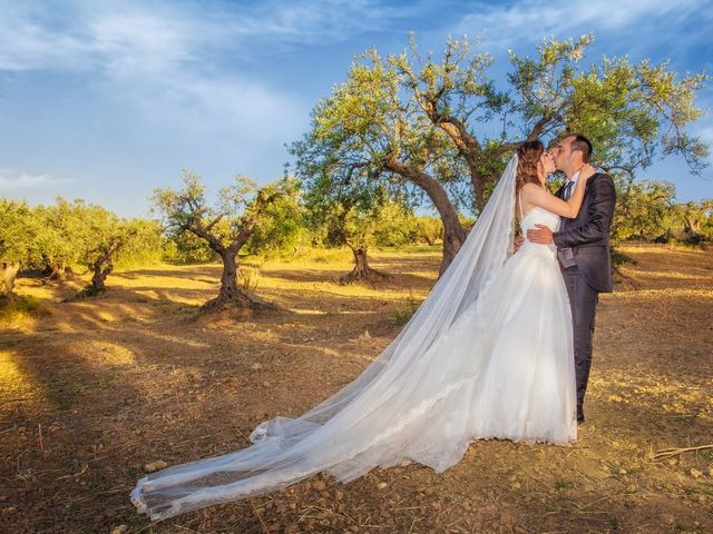Il matrimonio di Alfonso e Ilaria a Caltanissetta, Caltanissetta 74