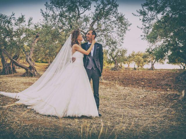 Il matrimonio di Alfonso e Ilaria a Caltanissetta, Caltanissetta 79