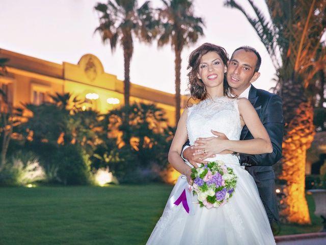 Il matrimonio di Alfonso e Ilaria a Caltanissetta, Caltanissetta 82