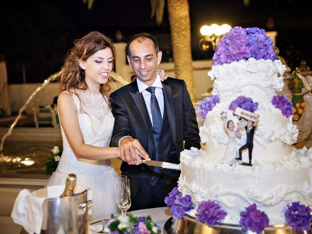 Il matrimonio di Alfonso e Ilaria a Caltanissetta, Caltanissetta 86
