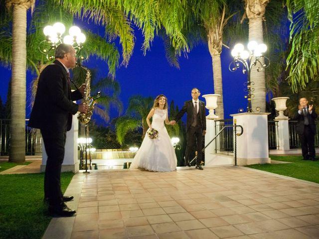 Il matrimonio di Alfonso e Ilaria a Caltanissetta, Caltanissetta 96