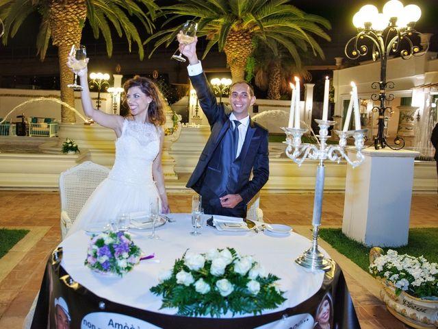 Il matrimonio di Alfonso e Ilaria a Caltanissetta, Caltanissetta 100
