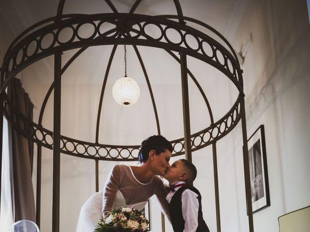 Il matrimonio di Matteo e Imma a Pomezia, Roma 13