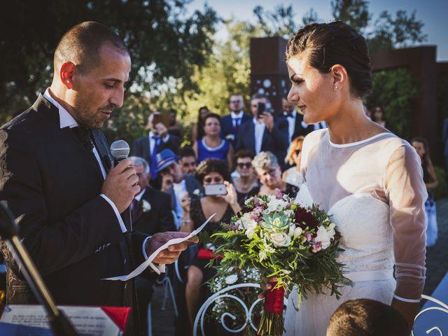 Il matrimonio di Matteo e Imma a Pomezia, Roma 22