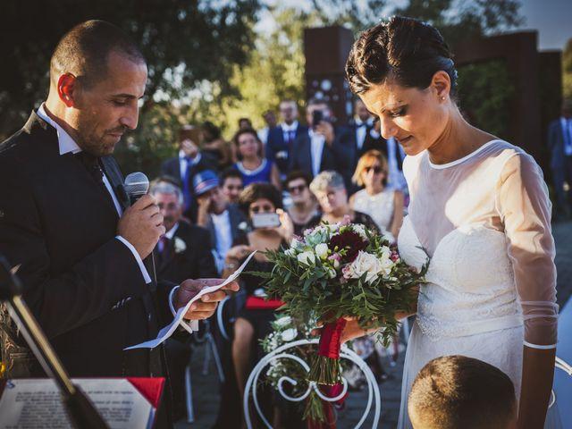 Il matrimonio di Matteo e Imma a Pomezia, Roma 23