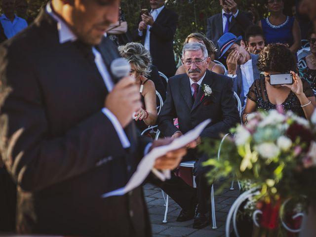 Il matrimonio di Matteo e Imma a Pomezia, Roma 24