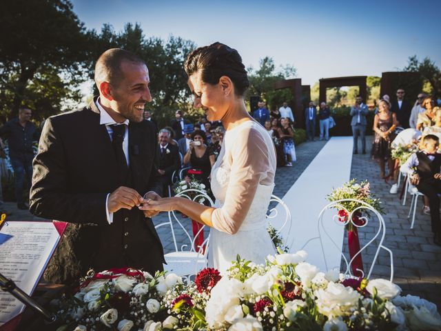 Il matrimonio di Matteo e Imma a Pomezia, Roma 25
