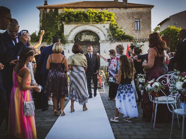 Il matrimonio di Matteo e Imma a Pomezia, Roma 28