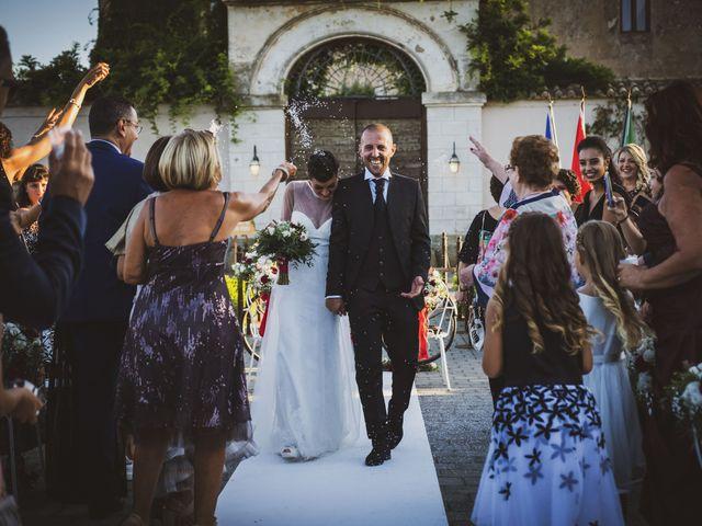Il matrimonio di Matteo e Imma a Pomezia, Roma 29