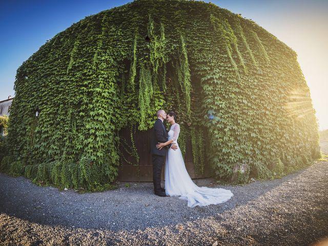 Le nozze di Imma e Matteo