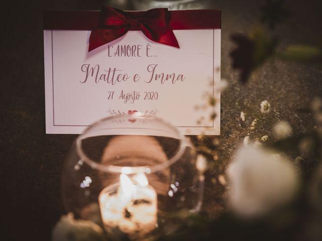 Il matrimonio di Matteo e Imma a Pomezia, Roma 46