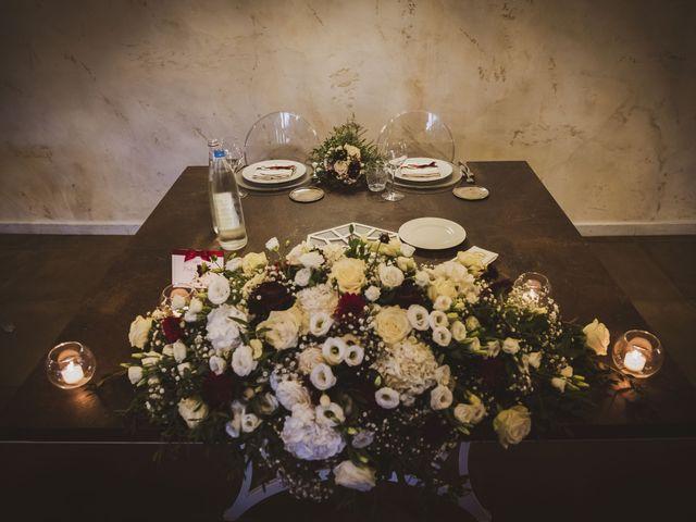 Il matrimonio di Matteo e Imma a Pomezia, Roma 47