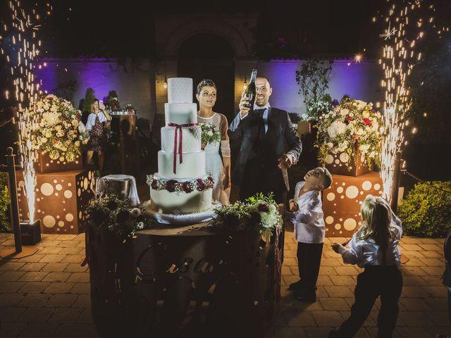 Il matrimonio di Matteo e Imma a Pomezia, Roma 50