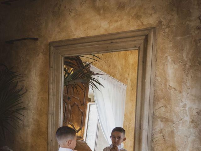 Il matrimonio di Matteo e Imma a Pomezia, Roma 55