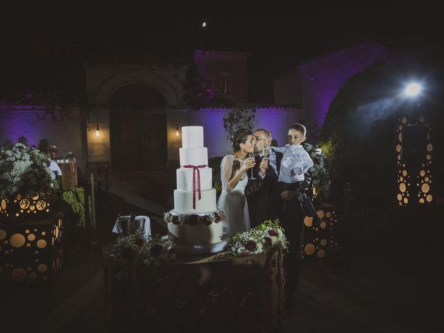 Il matrimonio di Matteo e Imma a Pomezia, Roma 61