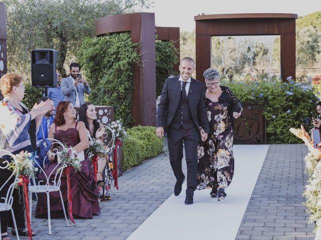 Il matrimonio di Matteo e Imma a Pomezia, Roma 70