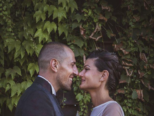 Il matrimonio di Matteo e Imma a Pomezia, Roma 79