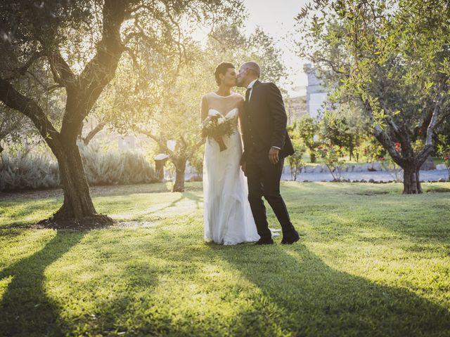 Il matrimonio di Matteo e Imma a Pomezia, Roma 81