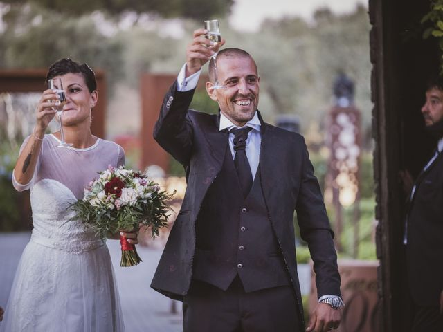 Il matrimonio di Matteo e Imma a Pomezia, Roma 100