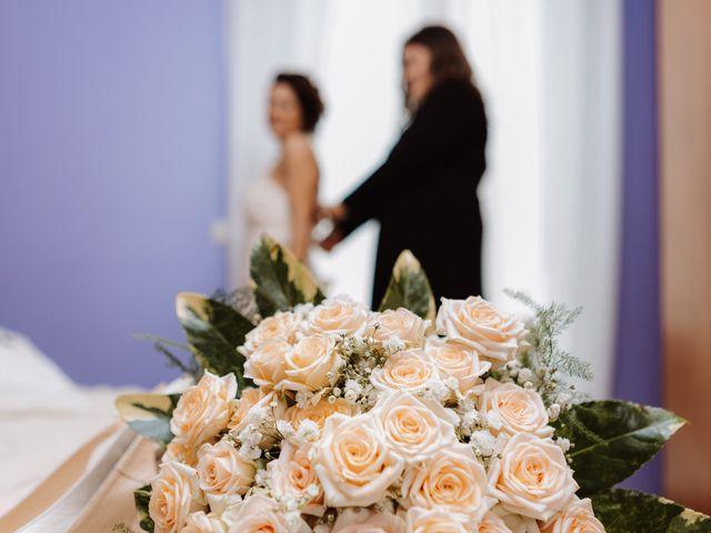 Il matrimonio di Giuseppe e Cira a Brescia, Brescia 11