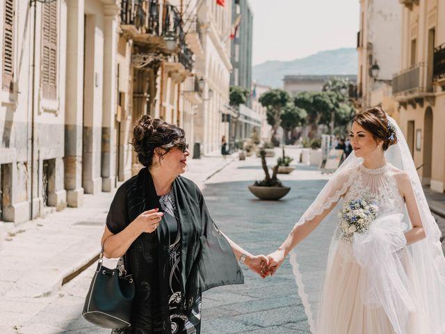 Il matrimonio di Vittoria e Sylvain a Trapani, Trapani 16