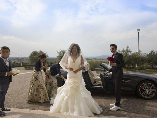 Il matrimonio di Tatiane e Luca a Zimella, Verona 9
