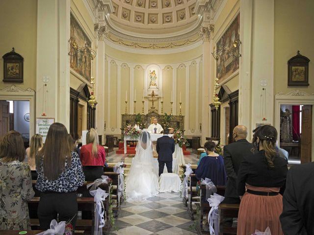 Il matrimonio di Tatiane e Luca a Zimella, Verona 13