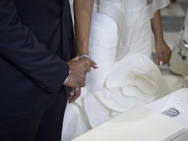 Il matrimonio di Tatiane e Luca a Zimella, Verona 14