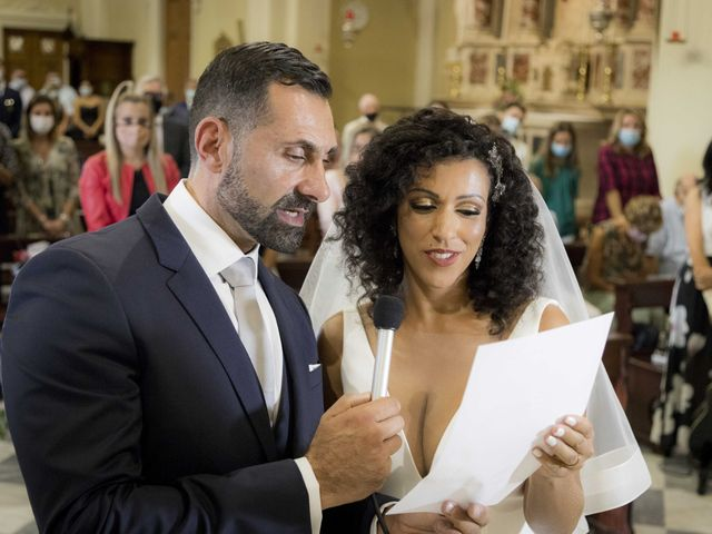 Il matrimonio di Tatiane e Luca a Zimella, Verona 16