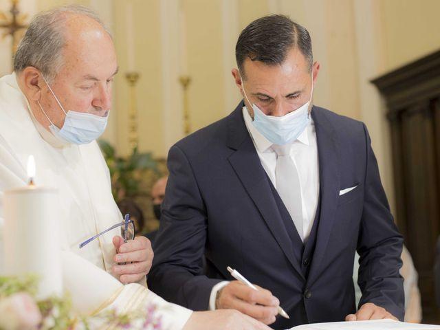 Il matrimonio di Tatiane e Luca a Zimella, Verona 18