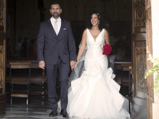 Il matrimonio di Tatiane e Luca a Zimella, Verona 20