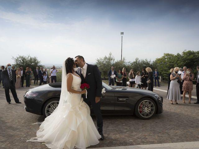Il matrimonio di Tatiane e Luca a Zimella, Verona 22